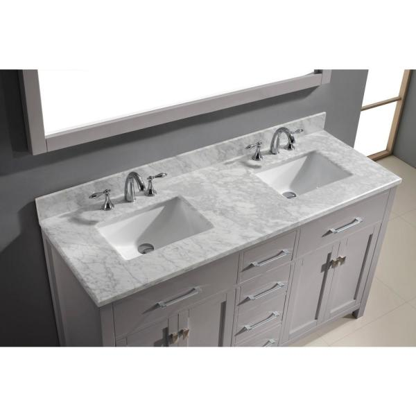 Bath Vanity In Cashmere Gray