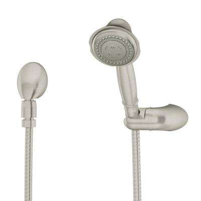 Carrington 3-Spray Hand Shower in Satin Nickel