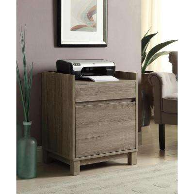 Tracey Gray File Cabinet