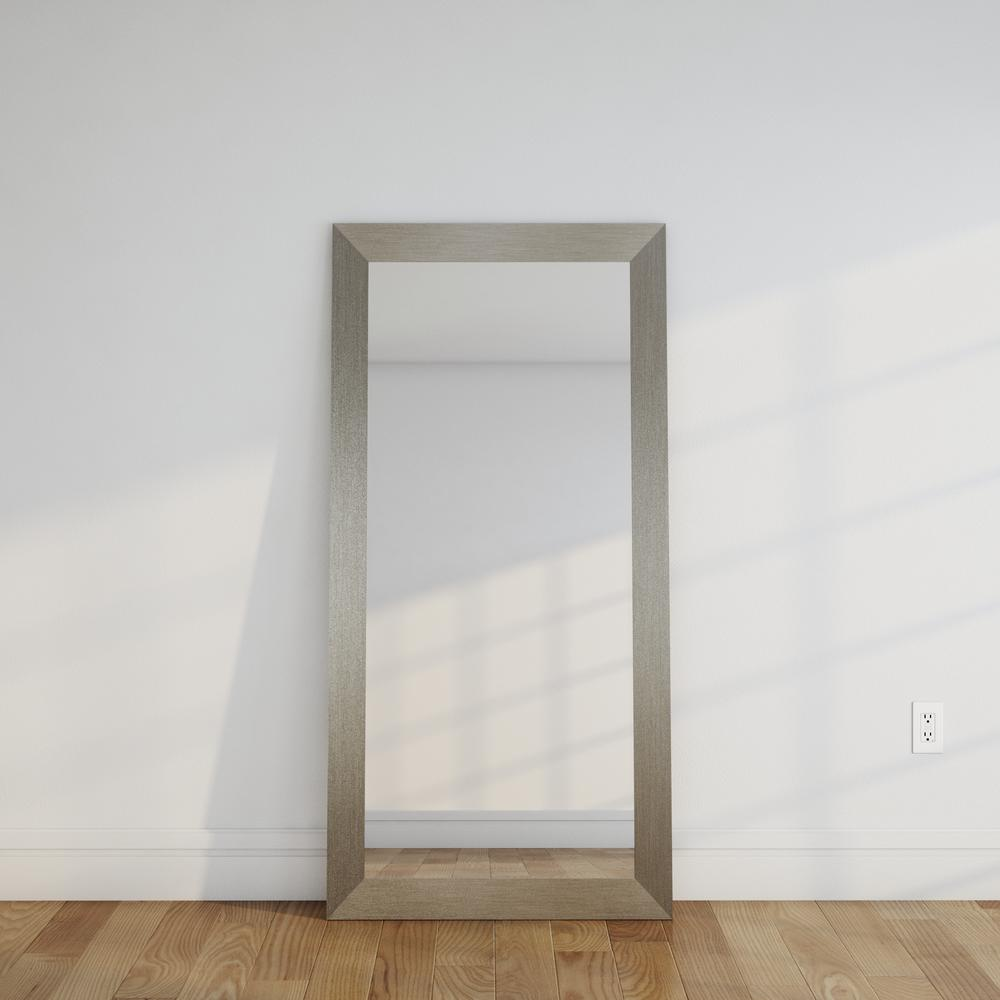 Current Trend Tall Silver Solitaire Dressing Mirror-AV1TALL - The ...