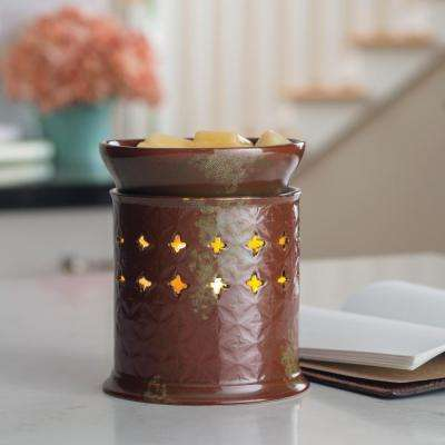 7.3 in Moroccan Spice 2-in-1 Flickering Fragrance Warmer