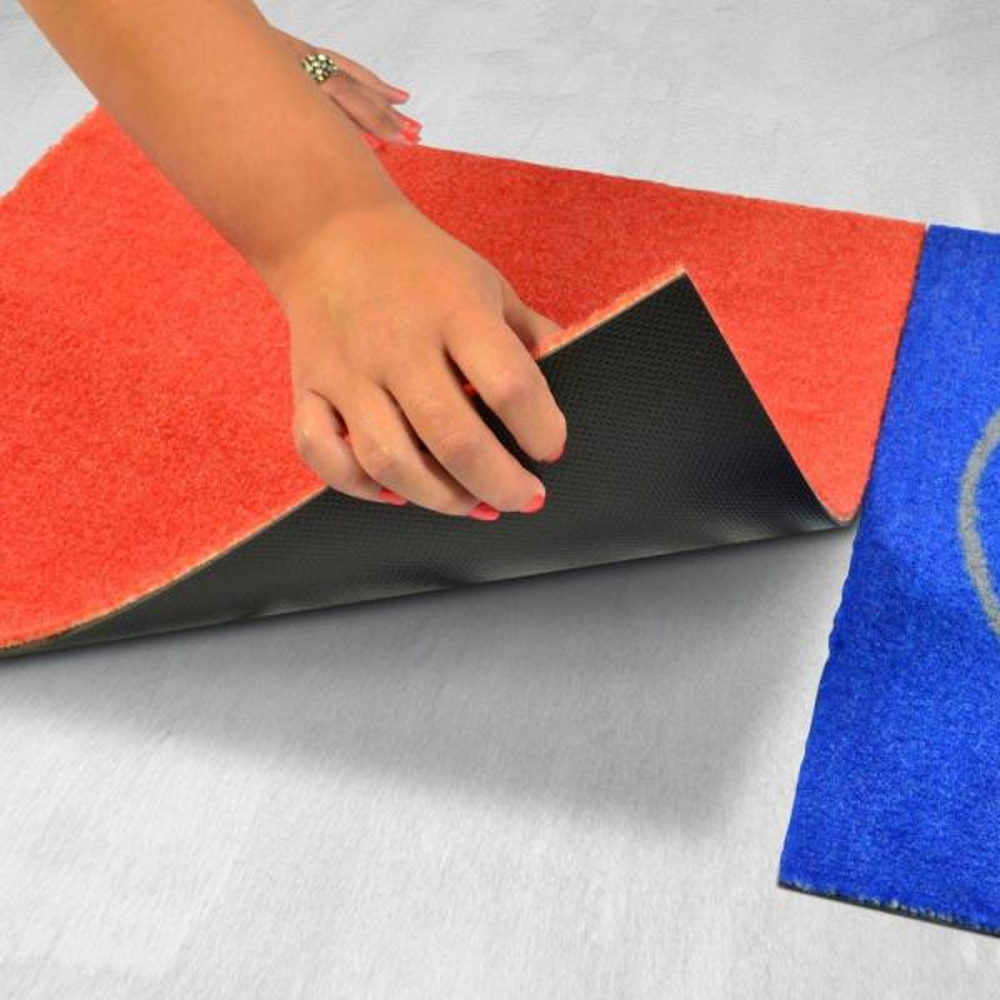 Fanmats New Orleans Saints Team Carpet Tiles