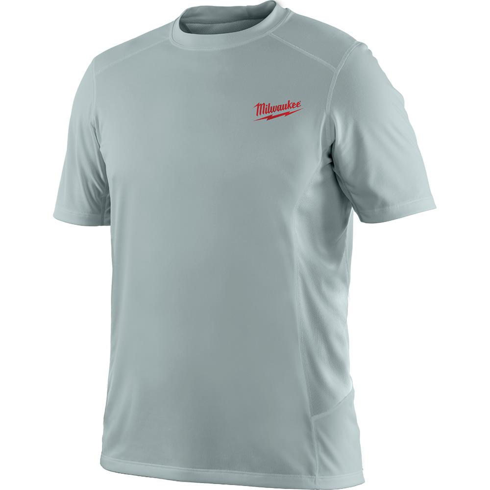 48d1674c This review is from:Men's Large Work Skin Gray Light Weight Performance  Shirt