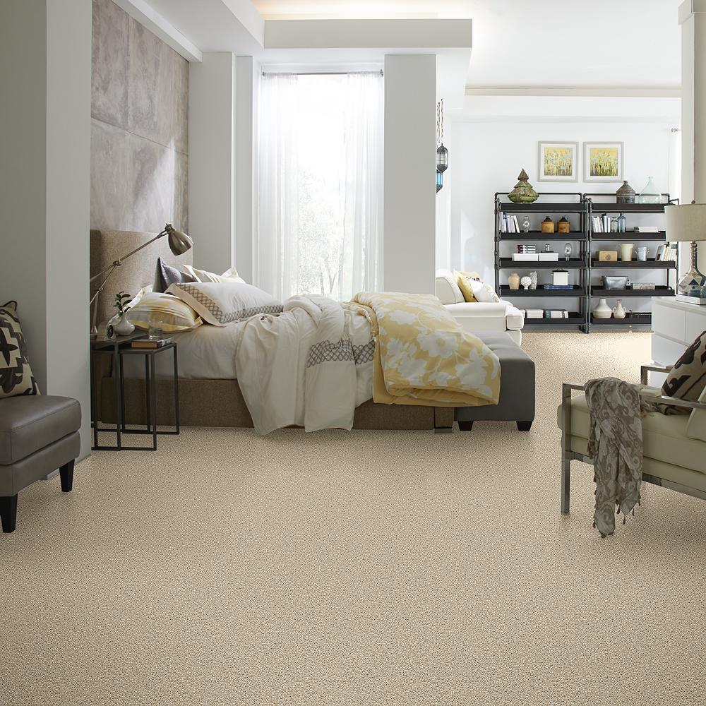 Lifeproof Madeline Ii Color Champagne Toast Texture 12 Ft Carpet