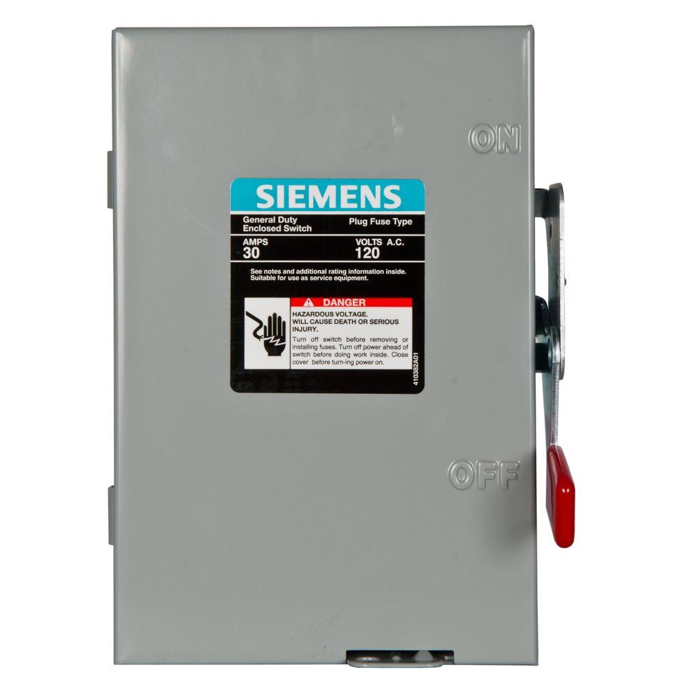siemens safety switches us2 lf111nu 64_1000 reliance controls 30 amp 250 volt 7500 watt non fuse 6 circuit fuse box safety switch at edmiracle.co