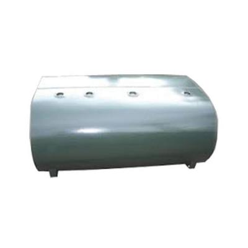 Horizontal 275 Gal. Black Oil Tank