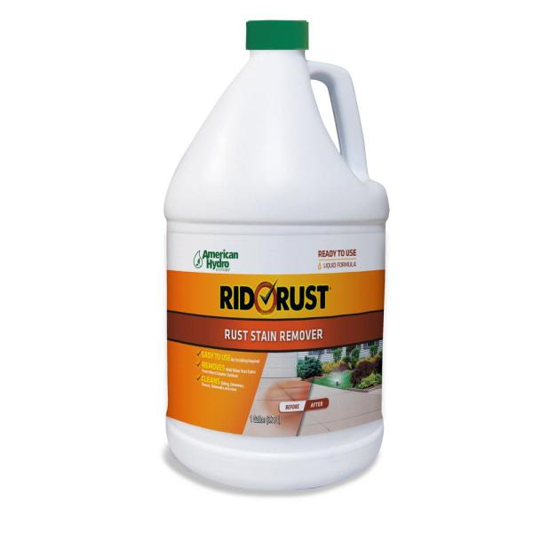 Pro Products 128 oz. Rust Stain Remover Rid O' Rust