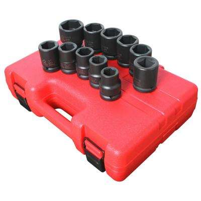 3/4 in. Socket Set Impact 3/4 in. Drive truck Service (11-Piece)