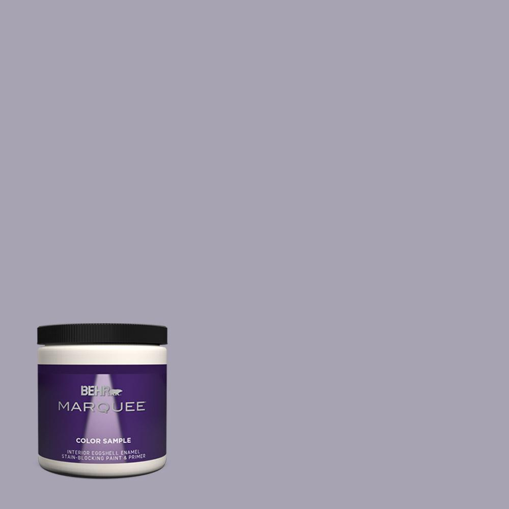 Behr Marquee 8 Oz N560 3 Luxe Lilac One Coat Hide