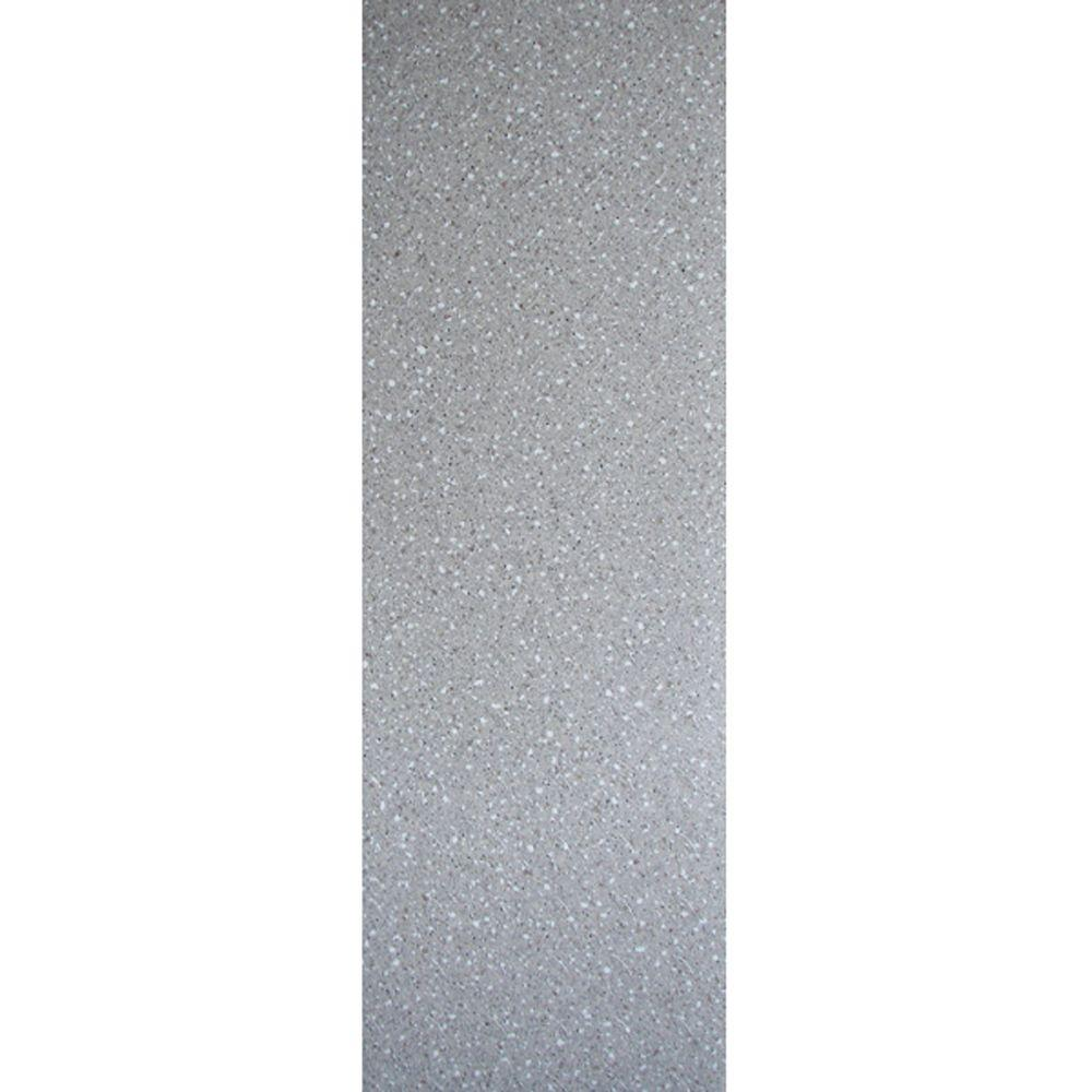 TrafficMASTER Commercial 12 in. x 36 in. Confetti Light Grey Vinyl Flooring (24 sq. ft. / case)