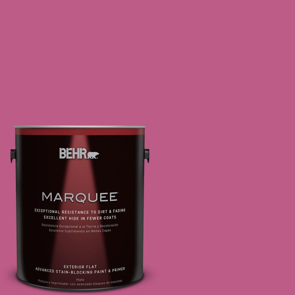 BEHR MARQUEE 1-gal. #P120-5 Beauty Queen Flat Exterior Paint