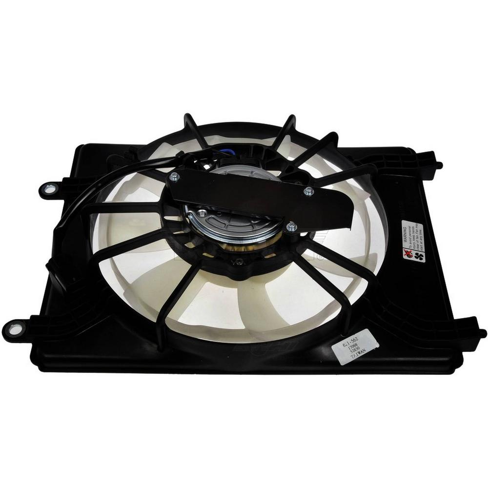 OE Solutions Condenser Fan Assembly Without Controller