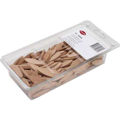H9 Beech Wood Biscuits (250 per Box)