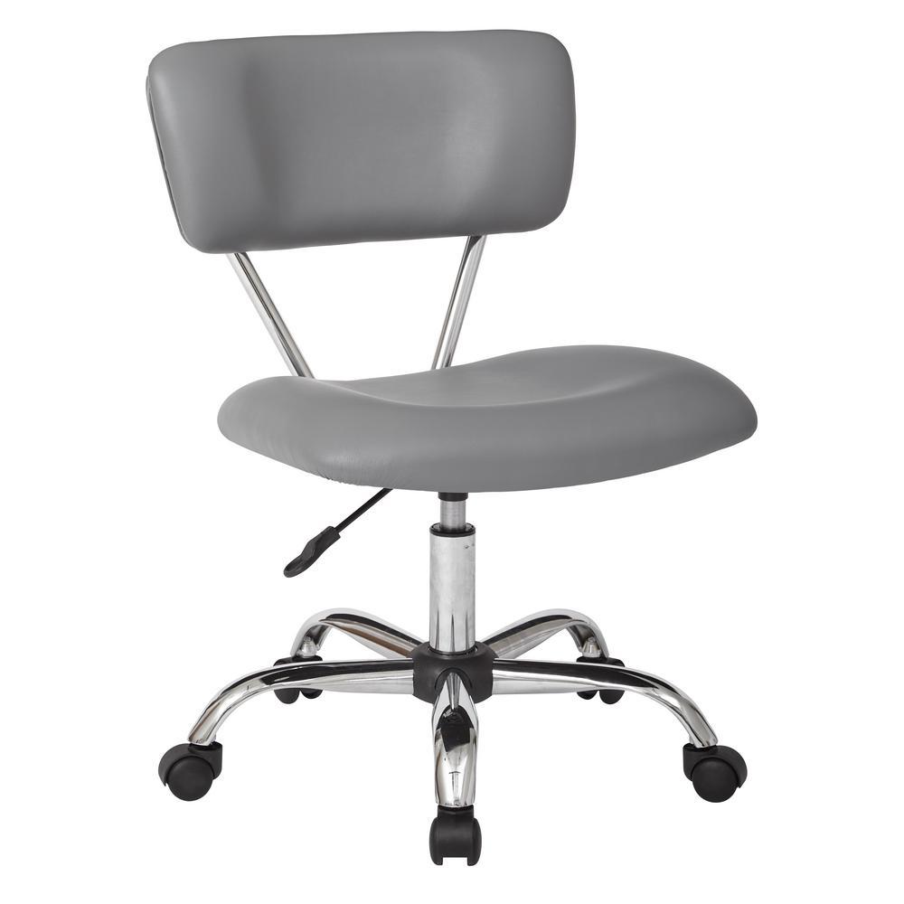 Vista Task Gray Office Chair