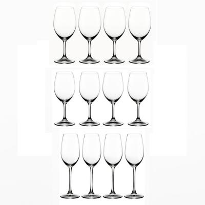 Ouverture 12-Piece Assorted Wine Glass Set