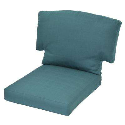 Charlottetown Charleston Replacement Outdoor Lounge Chair Cushion