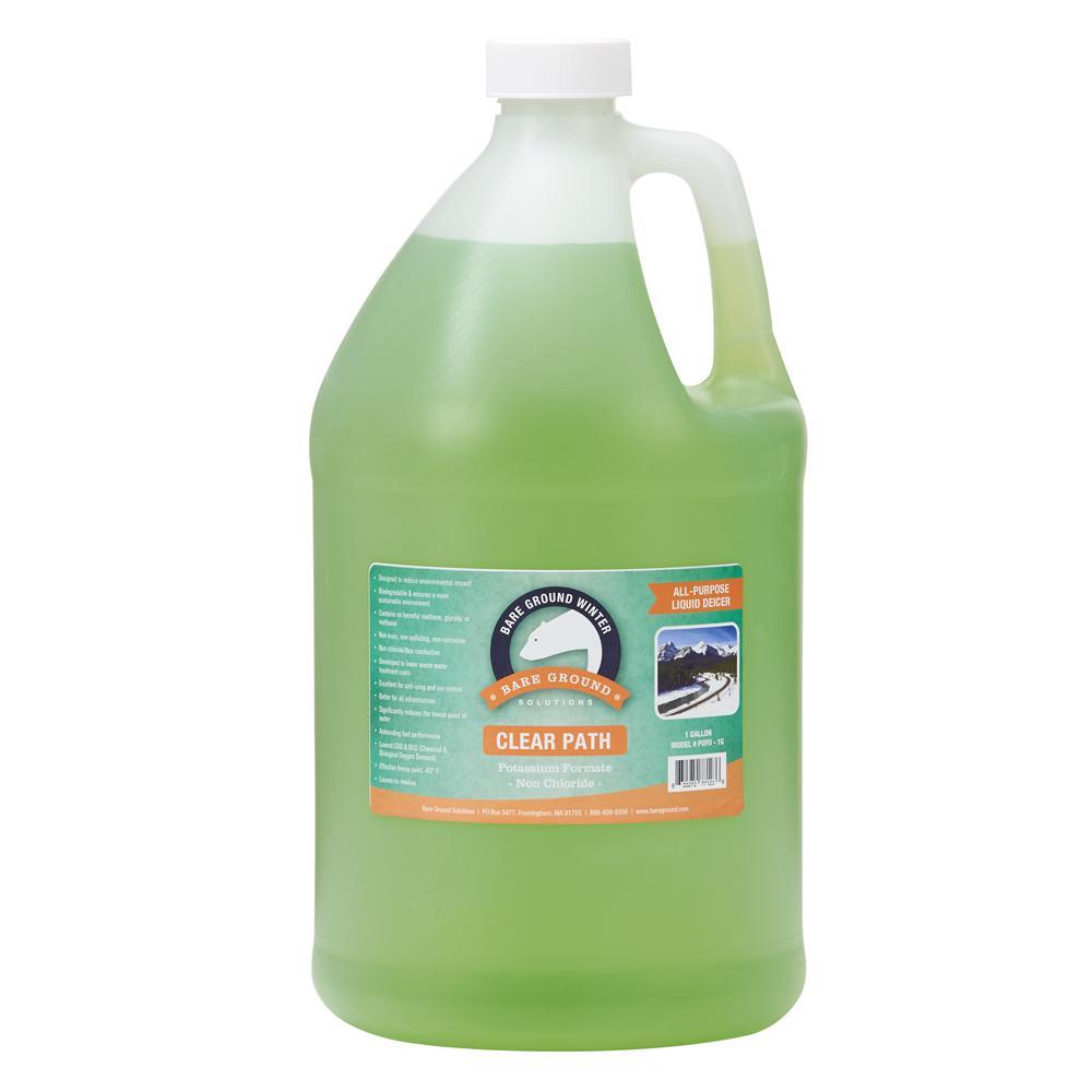 1 Gal. Non Chloride Clear Path Liquid Deicer