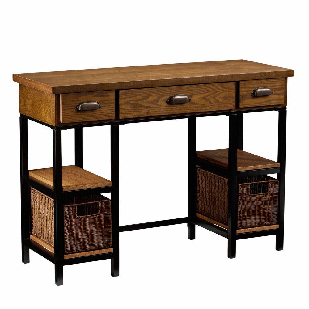 Werner Natural Brown Desk