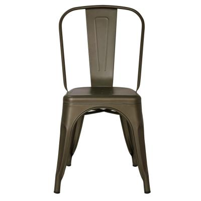 Trattoria Bronze Side Chair (Set of 4)