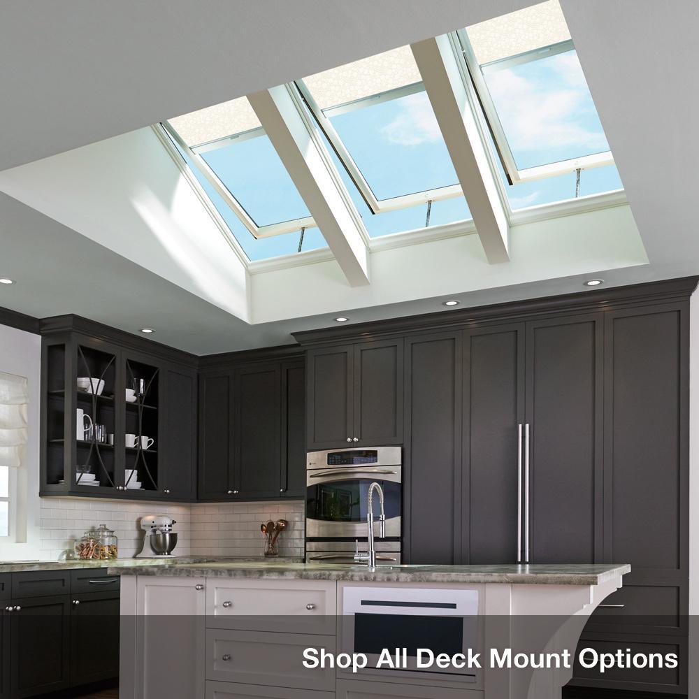 VELUX Deck Mount Glass Skylights