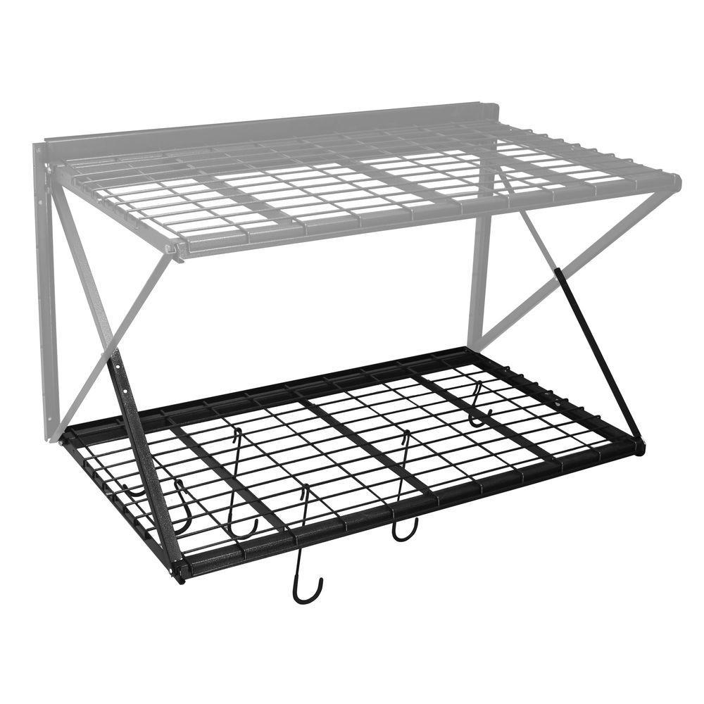 48 in. W x 28 in. H x 28 in. D Steel Secondary Shelf