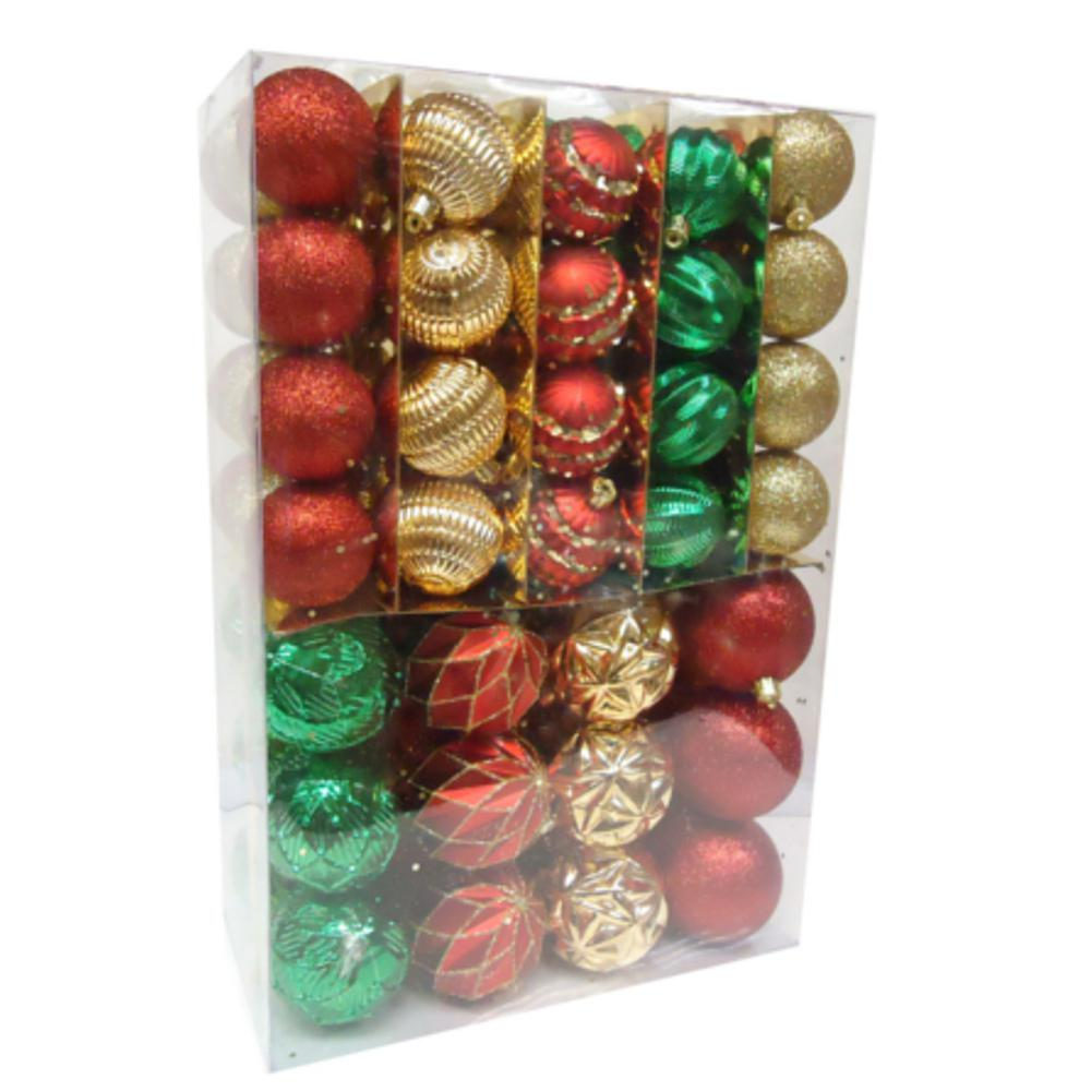 Green /& Gold Paper Chains Christmas Decorations Pack Of 90 Red