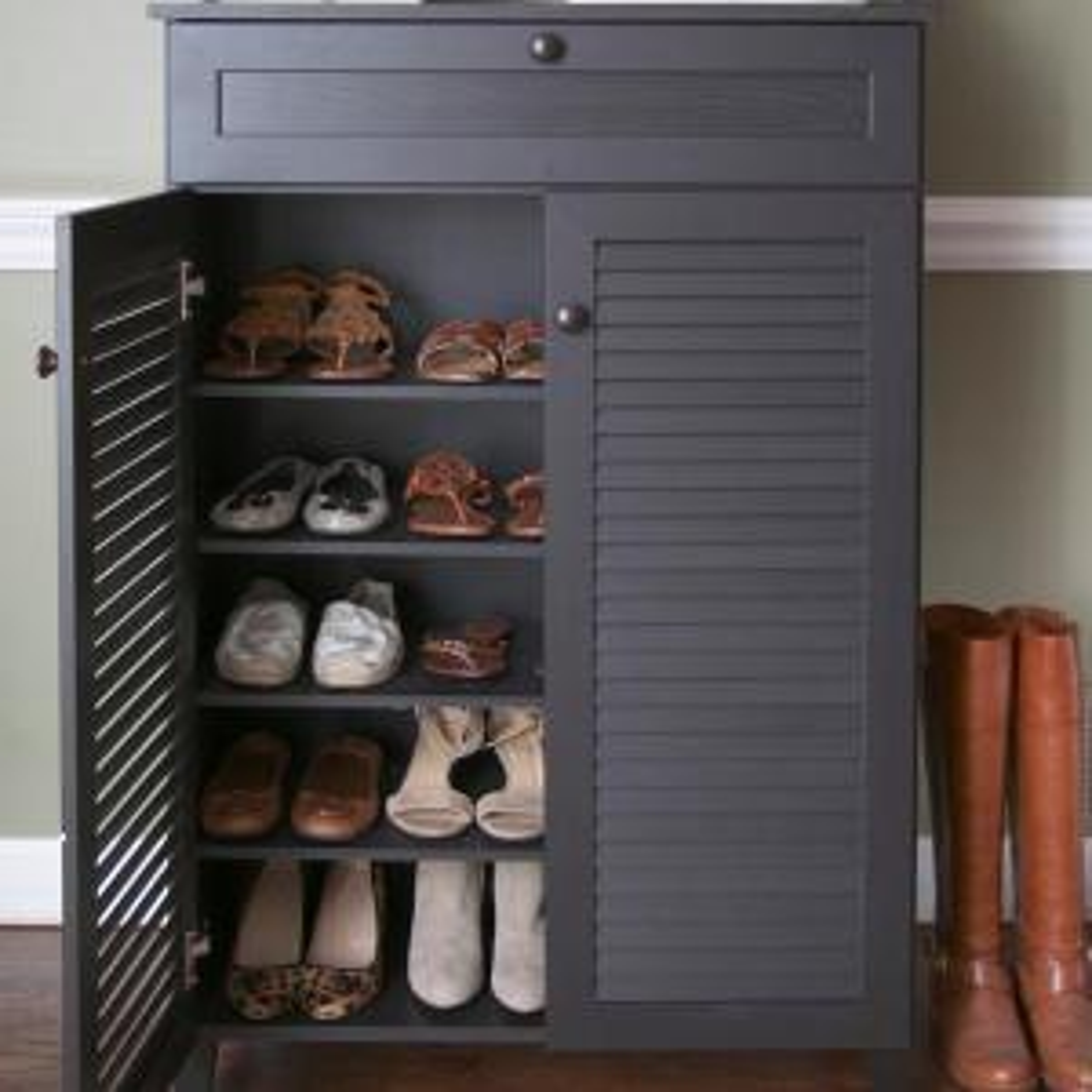 a23471d0a59 Internet  206873584. +3. Baxton Studio Harding Wood Shoe-Storage Cabinet ...