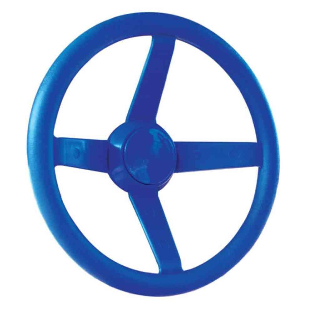 Gorilla Playsets Steering Wheel In Blue 07 0004 B The Home Depot