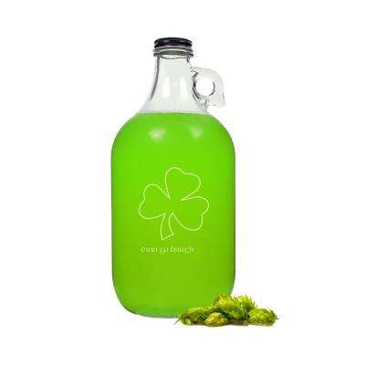 St. Patrick's Day Beer Growler