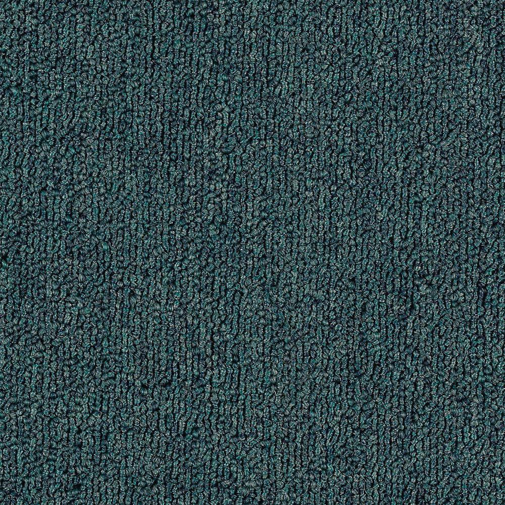 Carpet Sample - Top Rail 26 - Color Capri Loop 8 in. x 8 in.