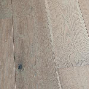 French Oak La Playa 3/8 in. T x 6-1/2 in. W x Varying L Engineered Click Hardwood Flooring (23.64 sq. ft./case)