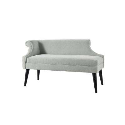 Mineral Grey Jenna Right Arm Chaise Lounge