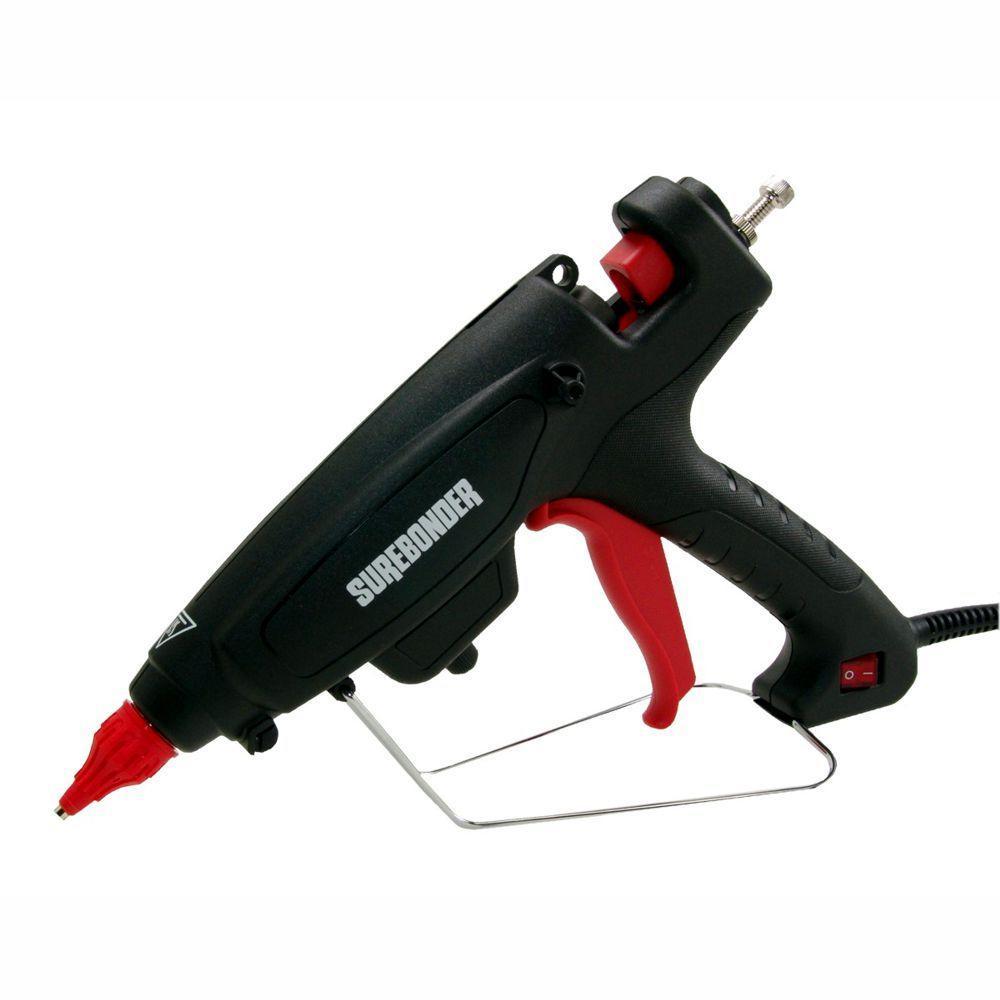 220-Watt Adjustable Temperature Heavy Duty Full Size Glue Gun