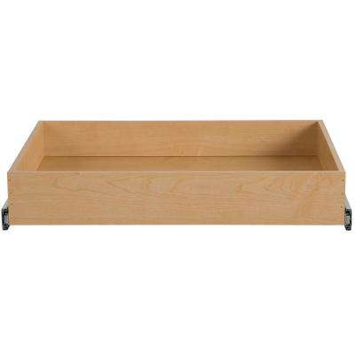 25.86 in. W x 4.33 in. H x 18.85 in. D Pull Out Drawer