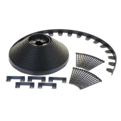 No-Dig 100 ft. Heavy Duty Edging Kit
