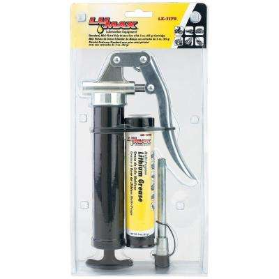 Mini-Pistol Grip Grease Gun with 3 oz. Cartridge