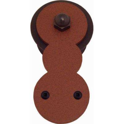 4-7/8 in. x 2 in. Circles New Age Rust Roller Strap