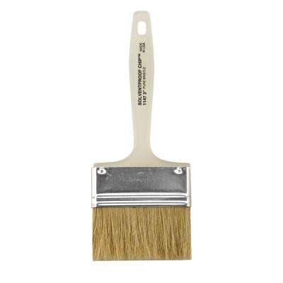 3 in. Flat Solvent-Proof Chip Brush (24-Pack)