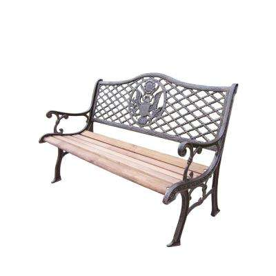 American Eagle Bench