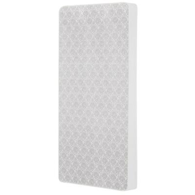Crib and Toddler Reversible Design Breathable Orthopedic Extra Firm Mattress