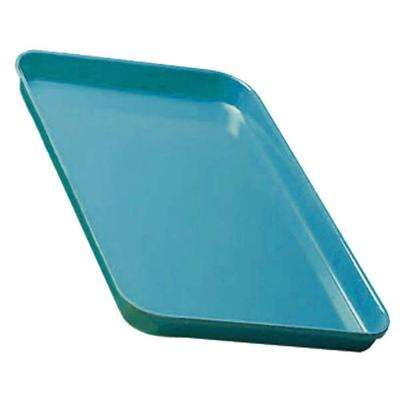 18 in. x 26 in. x 1.25 in. Market Tray in Carbnblu (Case of 6)