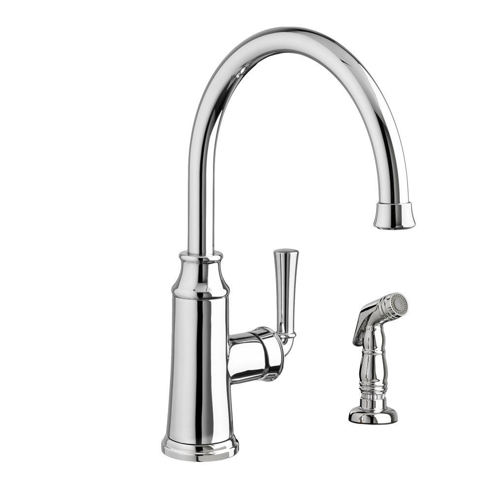 American Standard - Kitchen Faucets - Kitchen - The Home Depot