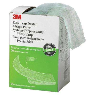 5 in. x 6 in. Easy Trap Duster Sheets (60 Sheets Per Box)