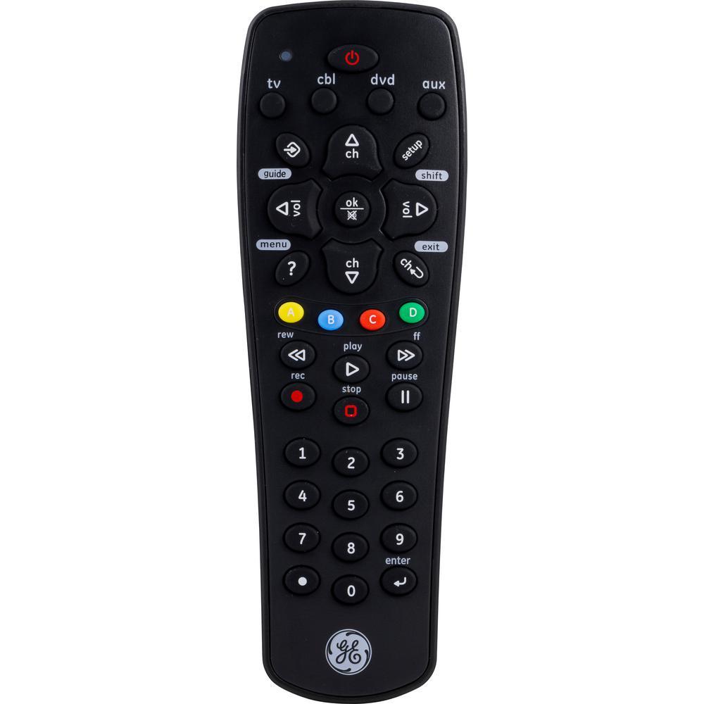 4-Device Universal Remote