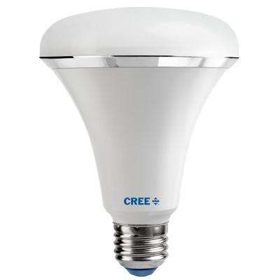 100W Equivalent Daylight (5000K) BR30 Dimmable LED Light Bulb