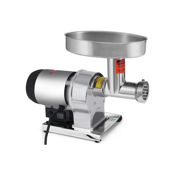Butcher Series #5 0.33 HP Electric Meat Grinder with Sausage Stuffing Kit