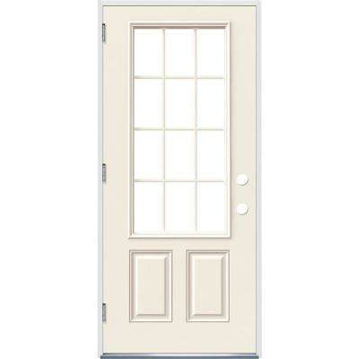 Right-Hand/Outswing - Front Doors - Exterior Doors - The Home Depot
