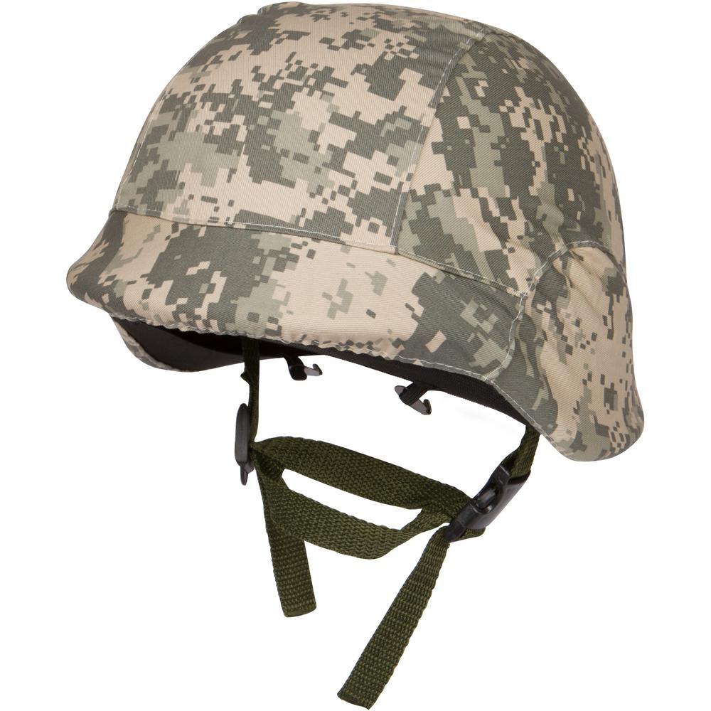 9940c914db901 Tactical M88 ABS Tactical Helmet with Adjustable Chin Strap in Digital  Camo-MW-HELMET-ACU - The Home Depot