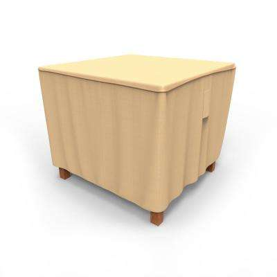 Rust-Oleum NeverWet Small Tan Outdoor Square Patio Table Cover