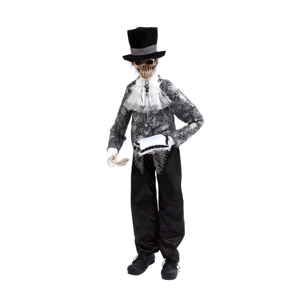 63 in. H Groom Skeleton Figure